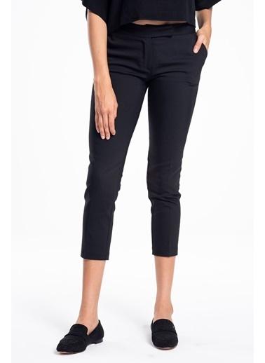 Tiffany&Tomato Nil Klasik Pantolon Siyah